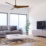 Twirl Ceiling Fan with Light -