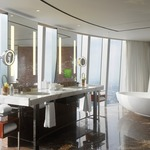 Fusion Rectangle Lighted Mirror with Ava Dimming -