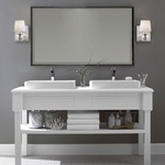 Carrollton Bathroom Vanity Light by Feiss