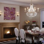 Dutchess Chandelier by Feiss