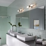 Payne Bath Bar by Feiss