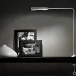 Flo Clamp LED Desk Lamp - Black /