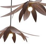 Lotus Pendant -  / Walnut