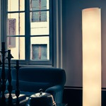 Pirellone Floor Lamp by Fontana Arte