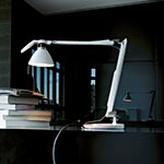 Fortebraccio Table Lamp by Luce Plan USA