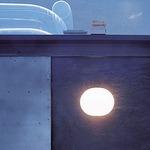 Glo-Ball W Wall Light - White / White