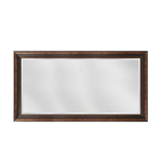 Gastonia Mirror - Walnut / Ebony /