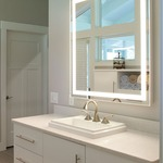 Integrity Lighted Mirror by Electric Mirror