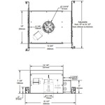 ISMR4000M 3 Inch 20W MLV IC New Construction Housing -  /