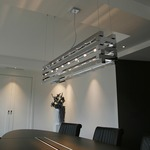 Bells of Nafin Linear Suspension with Crystal  -  /