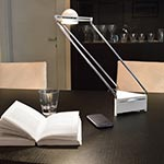 Kandido LED Table lamp by Lucitalia