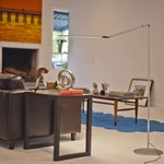 Z-Bar LED Floor Lamp by Koncept Lighting
