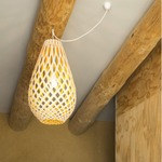 Koura Pendant by David Trubridge