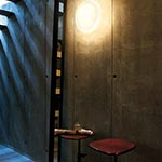 La Sixty 107 Wall Light by Oluce Srl