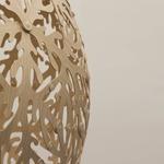Sola Pendant - Bamboo / Natural / Orange
