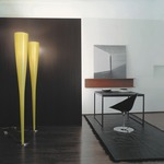 Mite Floor Lamp by Foscarini