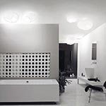 Munega Ceiling Light by Vistosi
