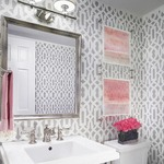 Rondo Bathroom Vanity Light by Maxim Lighting