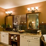 Oak Harbor Bathroom Vanity Light by Maxim Lighting