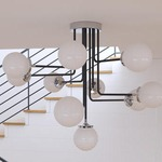 Atom Pendant by Maxim Lighting