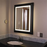 Momentum Lighted Mirror -  /