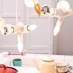 Cluster Lamp Suspension -
