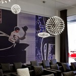 Raimond Zafu Dimmable LED Suspension by Moooi