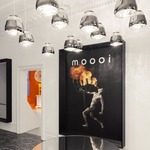 Valentine Pendant Light by Moooi