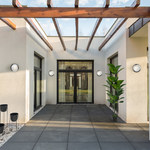 Niki Outdoor Wall / Ceiling Light -