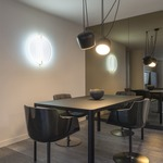 AIM Hardwired Pendant by Flos Lighting