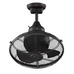 Extraordinaire Ceiling Fan - Black /
