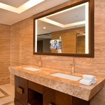 Ovation Lighted Mirror by Electric Mirror