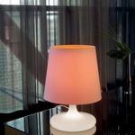 Onne Table Lamp - White/ White/ Orange /