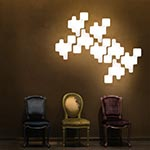 Pixel Wall Light by Kundalini