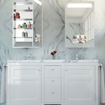 Re-Creation Right Recessed Medicine Cabinet -  /