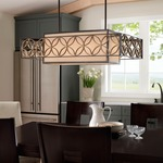 Remy Pendant by Feiss