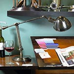 Concorde Desk Lamp  by Authentic Models