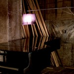 Woody Lamp by Slamp