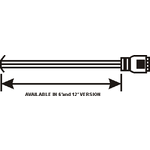 Soft Strip Power Feed Connector Cord -  /