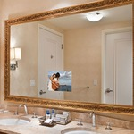 Stanford Mirror with 15 Inch TV -  /