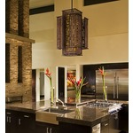 Shoji Suspension by Corbett Lighting