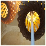 Swing Floor Lamp -  /