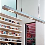 T-2206 Linear Suspension by Estiluz