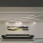 TruLine .5A 5W 24VDC Plaster-In LED System - White