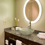 Trinity Lighted Mirror -  / Mirror