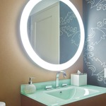 Trinity Lighted Mirror -  /