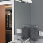 Lynn Incandescent Bath Bar  -  /
