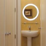Tigris Round Recessed Mirror -  /