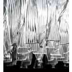 Frou Frou Floor Lamp - Painted / Crystal