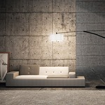 Balance 5192 Floor Lamp by Vibia